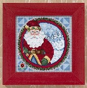 Jim Shore Santa Series - Santa Claus THUMBNAIL