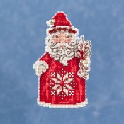 Jim Shore by Mill Hill - Nordic Santa THUMBNAIL