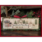 Little House Needleworks - Jack Frost's Tree Farm - Part 1 Jack Frost THUMBNAIL