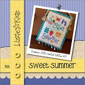 Lizzie Kate - Sweet Summer Limited Edition Kit