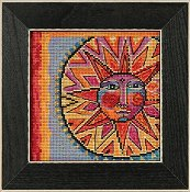 Laurel Burch by Mill Hill - Celestial Blue THUMBNAIL