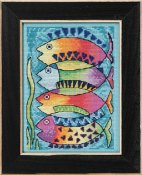 Laurel Burch by Mill Hill - Peces THUMBNAIL