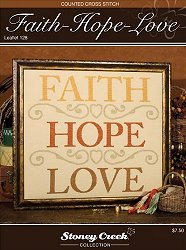 Leaflet 128 Faith Hope Love