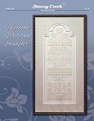 Leaflet 258 Heirloom Wedding Sampler