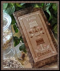 Little House Needleworks - Vanilla and Chocolate MAIN