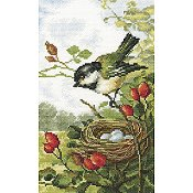 RTO Cross Stitch Kit - On A Briar Branch
