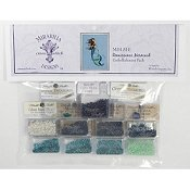 Mirabilia Designs - Renaissance Mermaid Embellishment Pack