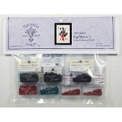 Mirabilia Designs - Royal Games II Embellishment Pack
