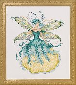 Mirabilia Designs - March Aquamarine Fairy