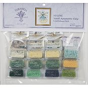 Mirabilia Designs - March Aquamarine Fairy Embellishment Pack