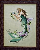 Mirabilia Designs - The Queen Mermaid THUMBNAIL