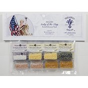 Mirabilia Designs - Lady of the Flag Embellishment Pack