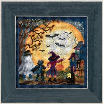Buttons & Beads 2017 Autumn Series - Moonlit Treaters MAIN