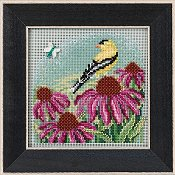 Buttons & Beads 2017 Spring Series - Goldfinch_THUMBNAIL