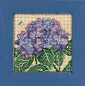 Buttons & Beads 2017 Spring Series - Hydrangea THUMBNAIL