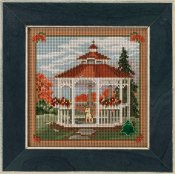 Buttons & Beads 2018 Autumn Series - Gazebo