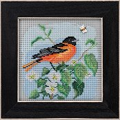 Buttons & Beads Spring Series 2020 - Baltimore Oriole THUMBNAIL
