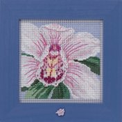 Buttons & Beads Spring Series 2020 - White Orchid THUMBNAIL