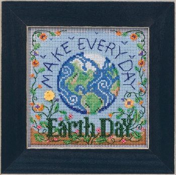 Buttons & Beads Spring 2020 Series - Earth Day MAIN