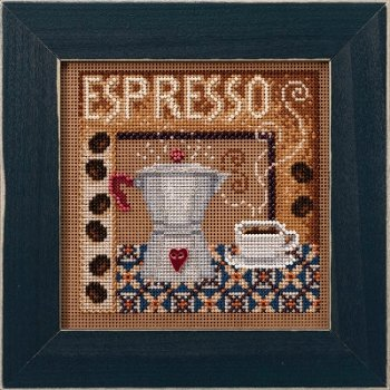 Buttons & Beads Autumn Series 2020 - Espresso MAIN