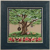 Mill Hill Bead Kit Mighty Oak Quartet - Summer Oak