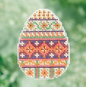 Mill Hill Spring Bouquet 2017 - Trellis Egg