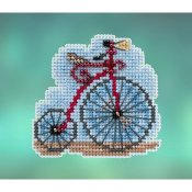 Mill Hill Spring Bouquet 2020 Ornament - Vintage Bicycle THUMBNAIL