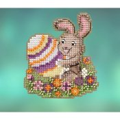 Mill Hill Spring Bouquet 2020 Ornament - Egg-ceptional THUMBNAIL