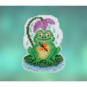 Mill Hill Spring Bouquet 2020 Ornament - My Pad THUMBNAIL