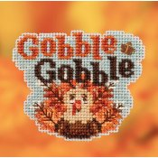 Mill Hill Autumn Harvest 2020 Series - Gobble Gobble THUMBNAIL