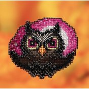 Mill Hill Autumn Harvest 2020 Series - Moonlit Owl THUMBNAIL