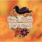 Mill Hill Autumn Harvest 2020 Series - Come Stitch THUMBNAIL
