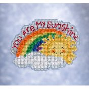 Mill Hill Spring Bouquet 2021 Ornament - My Sunshine THUMBNAIL