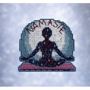 Mill Hill Spring Bouquet 2021 Ornament - Namaste THUMBNAIL