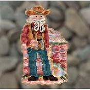 Mill Hill Bead Kit National Park Santas - Grand Canyon Santa THUMBNAIL