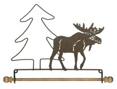 Fabric Holder - Moose THUMBNAIL