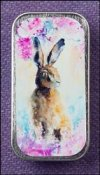 Just Nan - Needle Slide - March Hare Mini Slide THUMBNAIL