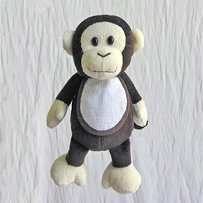 Plush Pet - Madison the Monkey