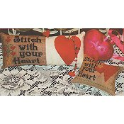Needle Bling Designs - Stitch With Your Heart