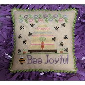 Needle Bling Designs - Bee Joyful THUMBNAIL