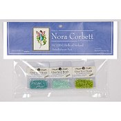 Nora Corbett - Pixie Blossoms Collection - Bells of Ireland Embellishment Pack