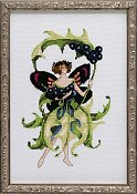 Nora Corbett - Pixie Blossoms Collection - Inkberry Holly
