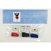 Nora Corbett - Pixie Blossoms Collection - Anemone Embellishment Pack