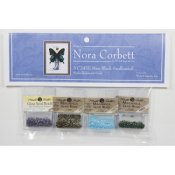 Nora Corbett - Butterfly Misses - Miss Black Swallowtail Embellishment Pack THUMBNAIL