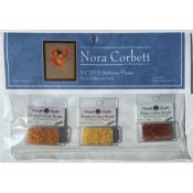 Nora Corbett - Autumn Pixies - Autumn Flame Embellishment Pack