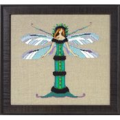 Nora Corbett - Intriguing Insects - Miss Dragonfly THUMBNAIL