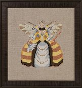 Nora Corbett - Intriguing Insects - Miss Queen Bee THUMBNAIL