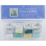 Nora Corbett - Holiday Village - The Victorian House Embellishment Pack THUMBNAIL