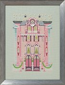 Nora Corbett - Holiday Village - The Pink Edwardian House THUMBNAIL