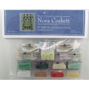 Nora Corbett - Holiday Village - The Clockmaker's House Embellishment Pack THUMBNAIL